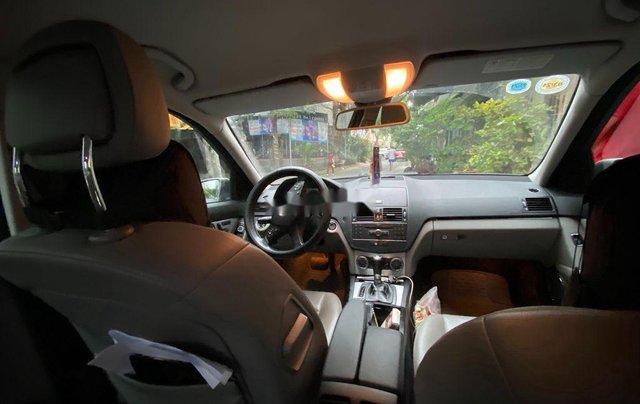 Bán xe Mercedes C class sản xuất 2008, nhập khẩu nguyên chiếc còn mới3