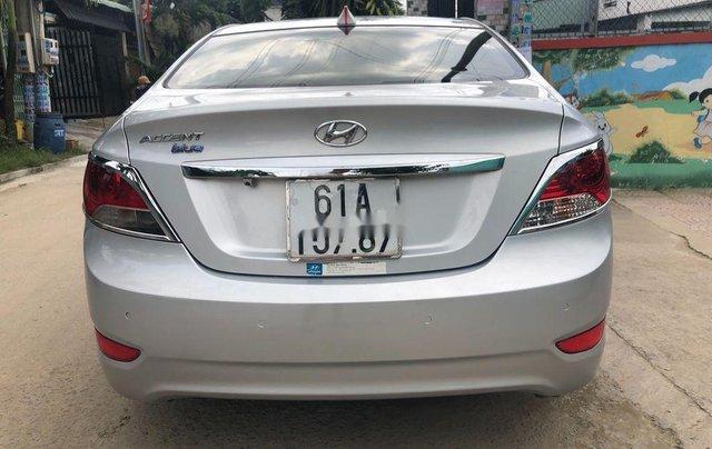 Bán Hyundai Accent AT năm sản xuất 2013, nhập khẩu, giá thấp, động cơ ổn định 8