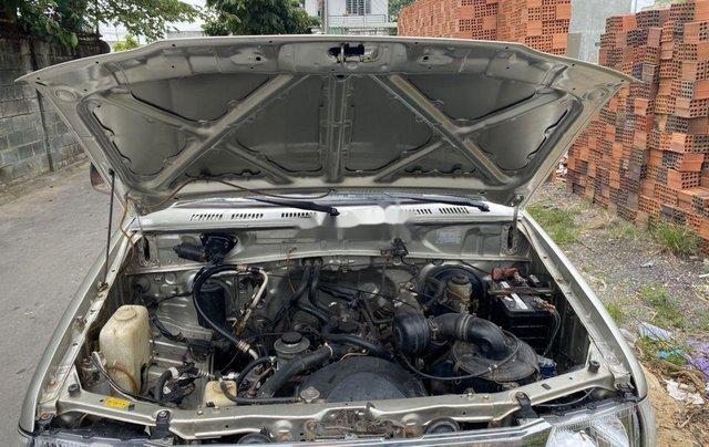 Bán xe Toyota Zace năm sản xuất 2002, xe giá thấp, một đời chủ sử dụng7