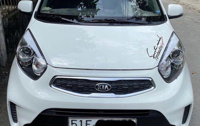 Bán ô tô Kia Morning AT năm sản xuất 2016, xe giá thấp, động cơ ổn định0