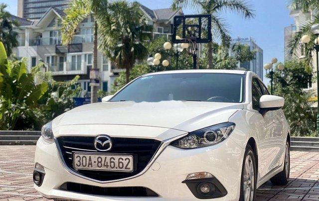 Cần bán gấp chiếc Mazda 3 sản xuất năm 2015, xe một đời chủ giá mềm1