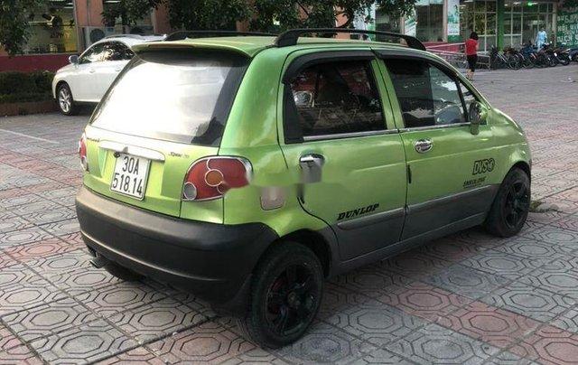 Cần bán lại xe Daewoo Matiz sản xuất 2008 còn mới1
