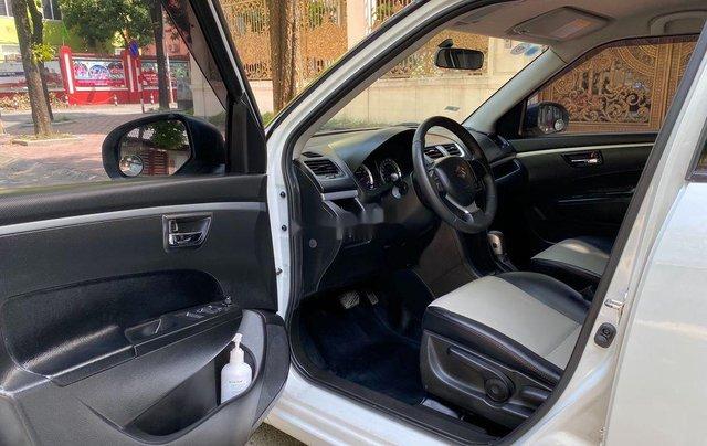 Bán ô tô Suzuki Swift đời 2016, màu trắng4