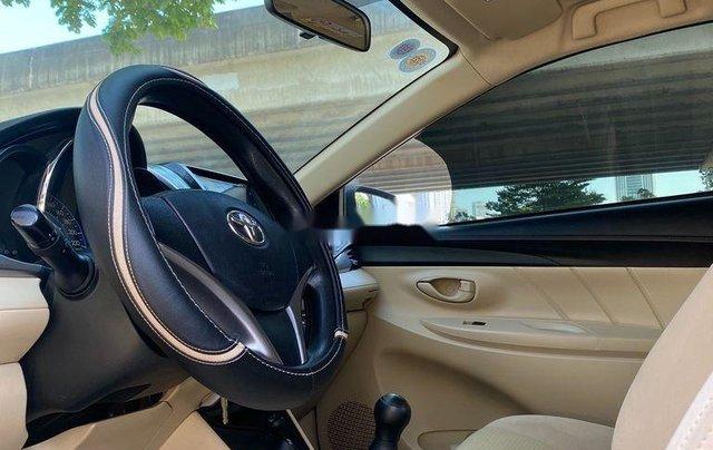 Xe Toyota Vios năm sản xuất 2016 còn mới4