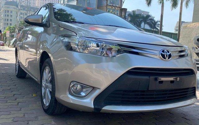 Xe Toyota Vios năm sản xuất 2016 còn mới0