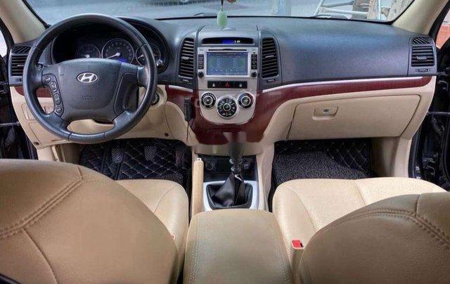 Cần bán lại xe Hyundai Santa Fe sản xuất 2008, nhập khẩu nguyên chiếc còn mới, giá chỉ 380 triệu2