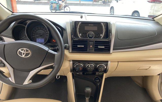 Cần bán Toyota Vios sản xuất 2018, xe chính chủ8