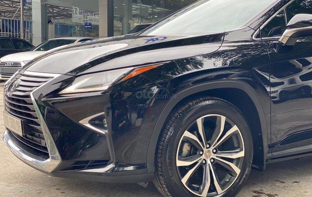 Bán Lexus RX200T 2017, đen, nội thất nâu2
