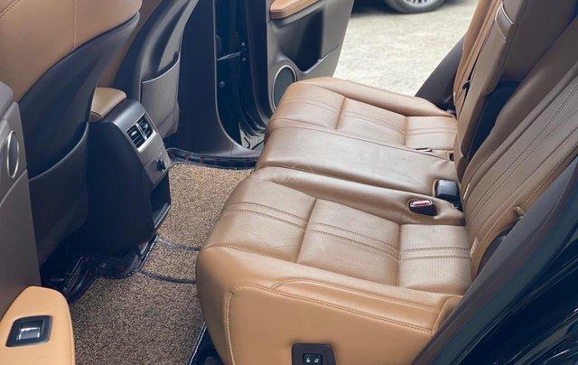 Bán Lexus RX200T 2017, đen, nội thất nâu6