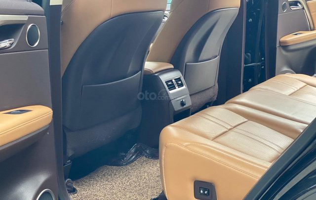 Bán Lexus RX200T 2017, đen, nội thất nâu11