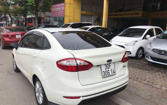 Ford Fiesta 1.5 AT SX 20155