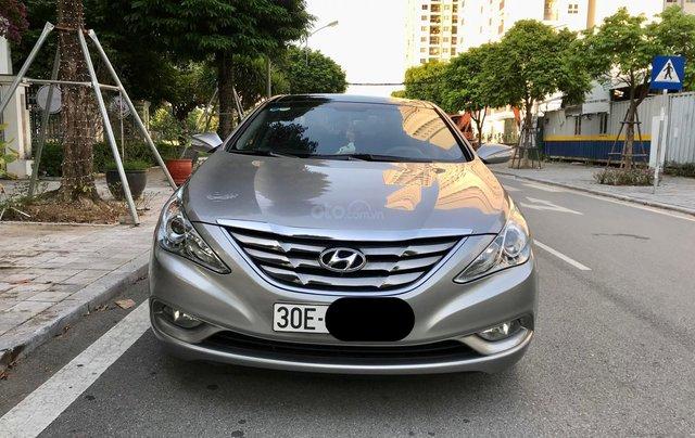 Lên đời cần bán, Sonata 2.0AT 2010, phom xe 20110