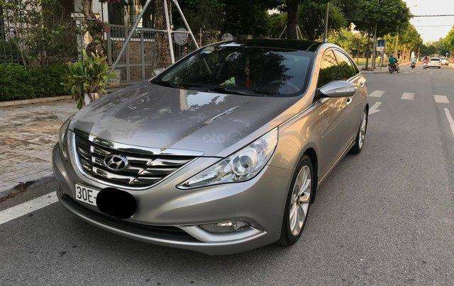 Lên đời cần bán, Sonata 2.0AT 2010, phom xe 20114