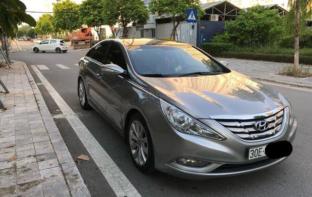 Lên đời cần bán, Sonata 2.0AT 2010, phom xe 20117