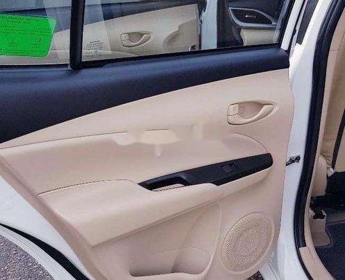 Bán Toyota Vios E 2019, màu trắng, giá chỉ 475 triệu5