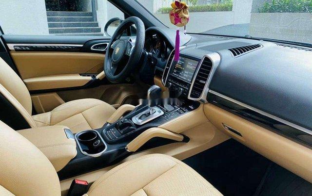 Cần bán xe Porsche Cayenne đời 2014, màu nâu, xe nhập chính chủ2