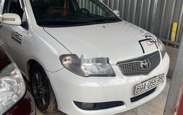 Chính chủ bán Toyota Vios 2006, màu trắng, xe nhập2