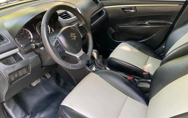 Bán ô tô Suzuki Swift đời 2016, màu trắng5