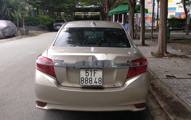 Cần bán Toyota Vios sản xuất năm 2017, số đẹp1