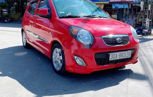 Cần bán Kia Morning năm 2008, xe nhập còn mới, giá 143tr1