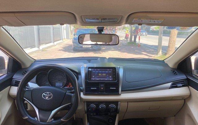 Xe Toyota Vios năm sản xuất 2016 còn mới5