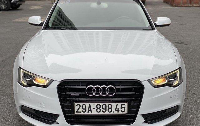 Bán Audi A5 sản xuất năm 2013, nhập khẩu còn mới, giá tốt5