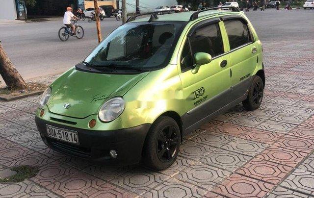 Cần bán lại xe Daewoo Matiz sản xuất 2008 còn mới0