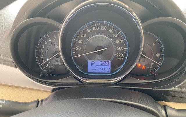 Cần bán Toyota Vios sản xuất 2018, xe chính chủ7