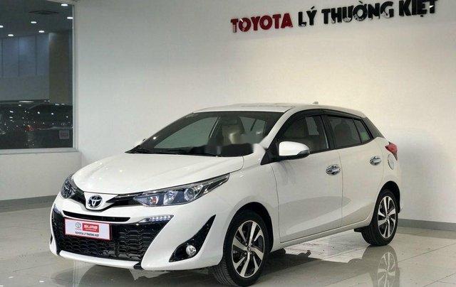 Bán Toyota Yaris sản xuất năm 2018, 620tr1