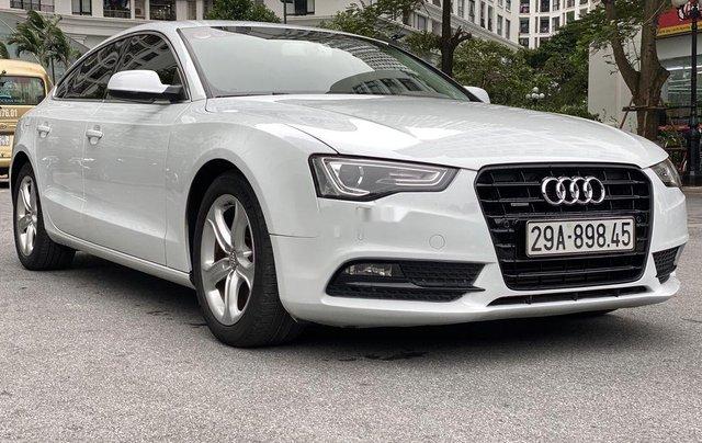 Bán Audi A5 sản xuất năm 2013, nhập khẩu còn mới, giá tốt1