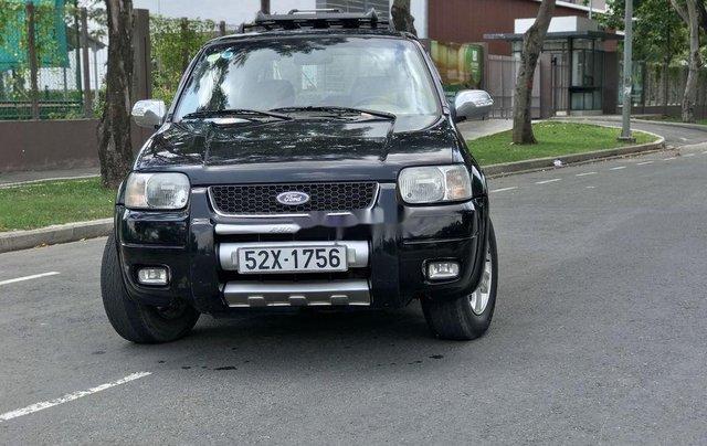 Bán xe Ford Escape sản xuất 2004, nhập khẩu còn mới, 225tr5