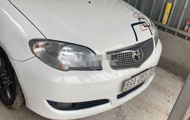 Chính chủ bán Toyota Vios 2006, màu trắng, xe nhập0