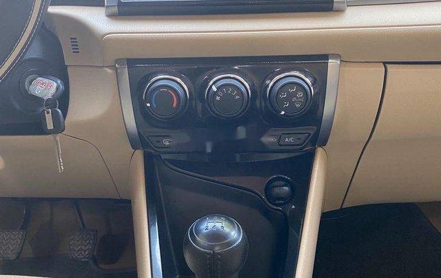 Xe Toyota Vios năm sản xuất 2016 còn mới8