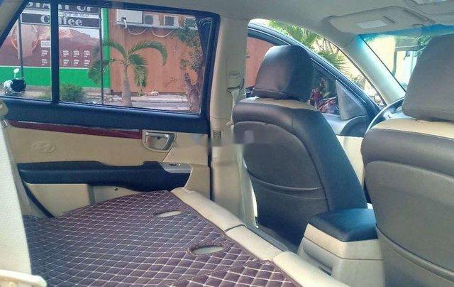 Cần bán lại xe Hyundai Santa Fe sản xuất 2008, nhập khẩu nguyên chiếc còn mới, giá chỉ 380 triệu7