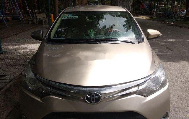Cần bán Toyota Vios sản xuất năm 2017, số đẹp0