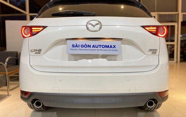 Bán lại xe Mazda CX 5 2018, màu trắng  3