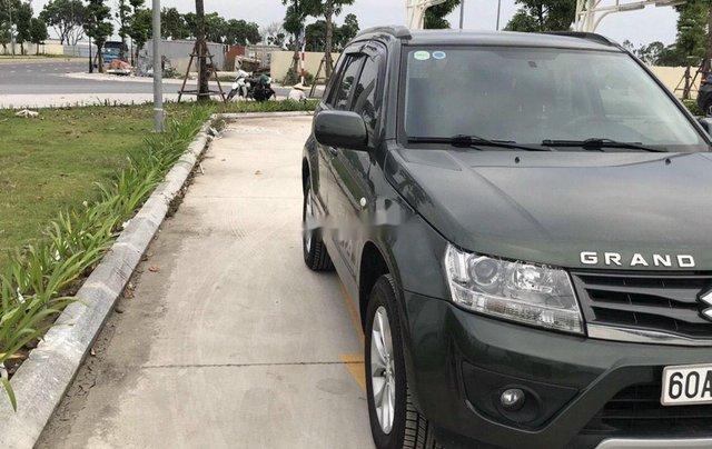 Cần bán lại xe Suzuki Grand Vitara năm 2016 còn mới, giá tốt7