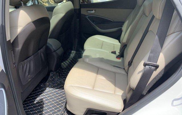 Bán Hyundai Santa Fe sản xuất 2018, số tự động, giá 979tr10