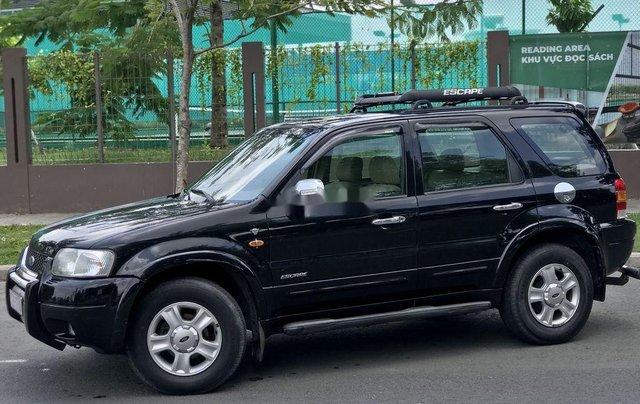 Bán xe Ford Escape sản xuất 2004, nhập khẩu còn mới, 225tr2