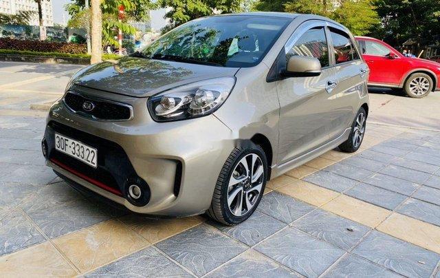Xe Kia Morning năm sản xuất 2017 còn mới0