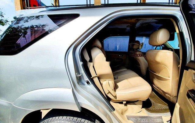 Chính chủ bán Toyota Fortuner năm 2016, màu bạc2