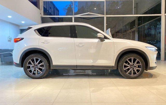 Bán lại xe Mazda CX 5 2018, màu trắng  1