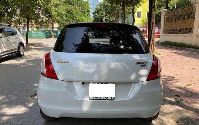 Bán ô tô Suzuki Swift đời 2016, màu trắng3
