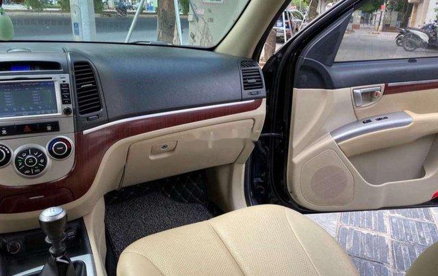 Cần bán lại xe Hyundai Santa Fe sản xuất 2008, nhập khẩu nguyên chiếc còn mới, giá chỉ 380 triệu5
