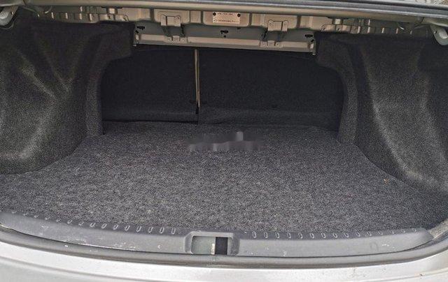 Bán Toyota Vios đời 2008, màu bạc còn mới, 305 triệu4