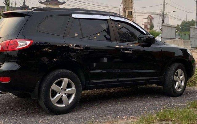 Cần bán lại xe Hyundai Santa Fe sản xuất 2008, nhập khẩu nguyên chiếc còn mới, giá chỉ 380 triệu0