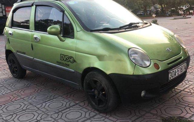 Cần bán lại xe Daewoo Matiz sản xuất 2008 còn mới2