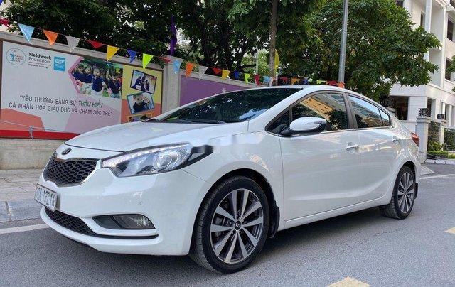 Cần bán gấp Kia K3 năm 2015, màu trắng, xe nhập0