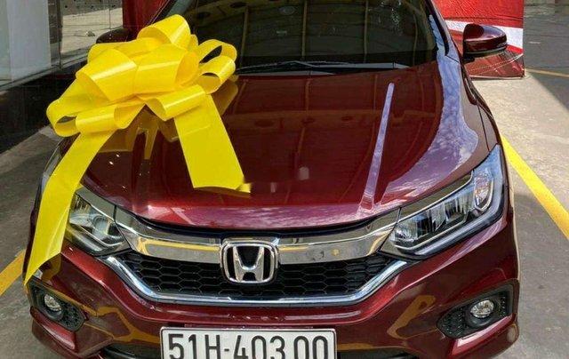 Bán Honda City đời 2020, màu đỏ chính chủ, 560 triệu1