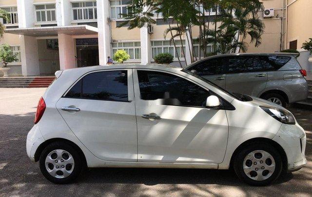 Bán xe Kia Morning Van sản xuất 2016, màu trắng, nhập khẩu nguyên chiếc1